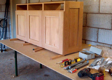 Professional Carpenters Cupboards Making Services Csd